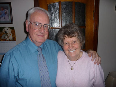Ann and Robert Turner